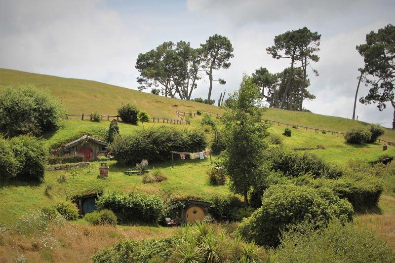 Hobbits-town-Shire